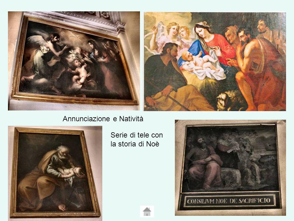 Annunciazione e Natività