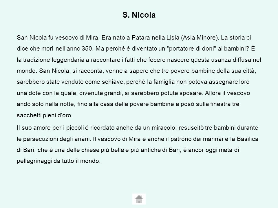 S. Nicola