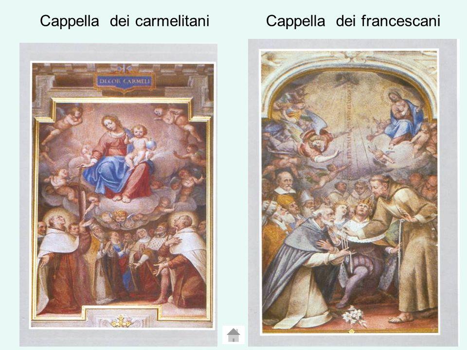 Cappella dei carmelitani