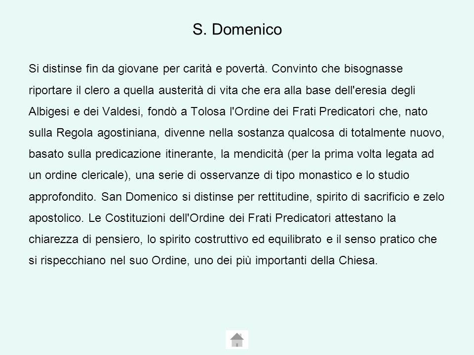 S. Domenico