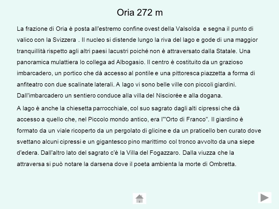 Oria 272 m