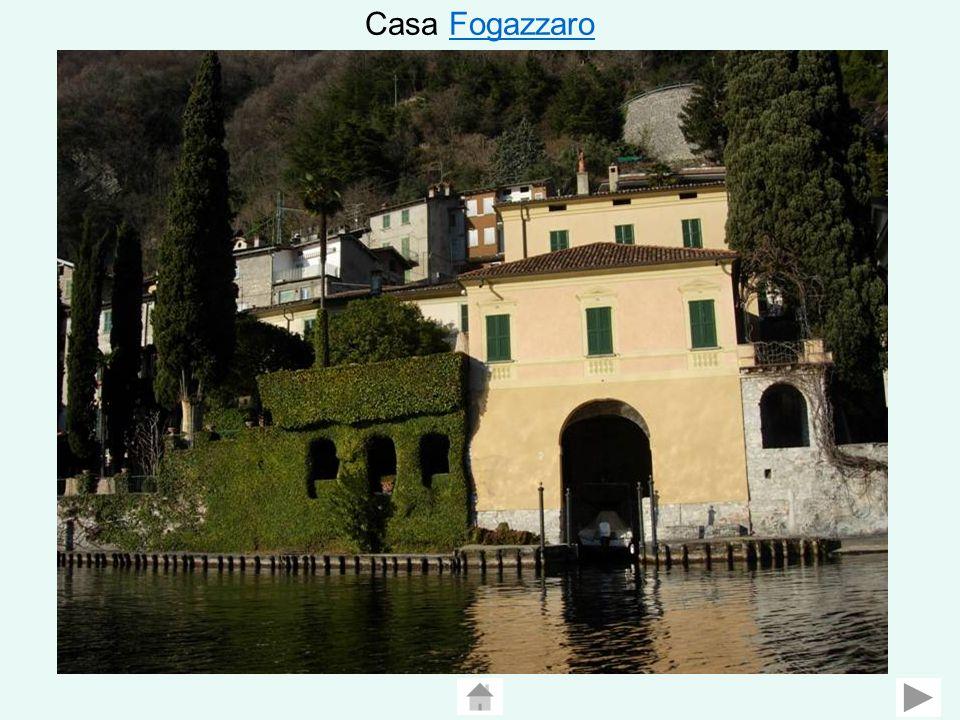 Casa Fogazzaro