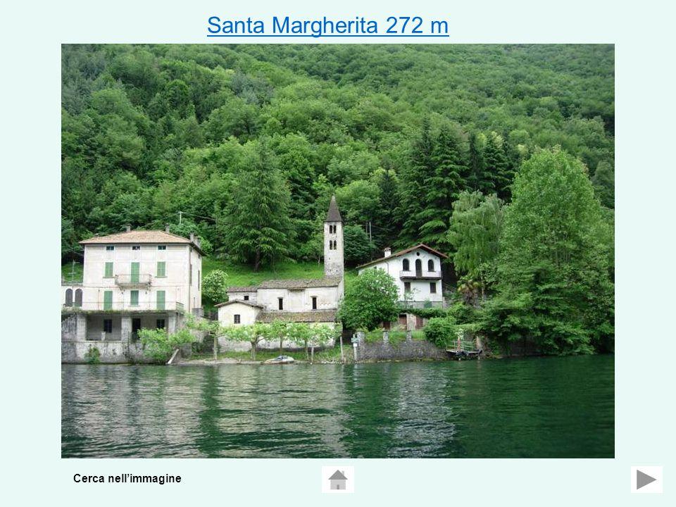 Santa Margherita 272 m Cerca nell'immagine