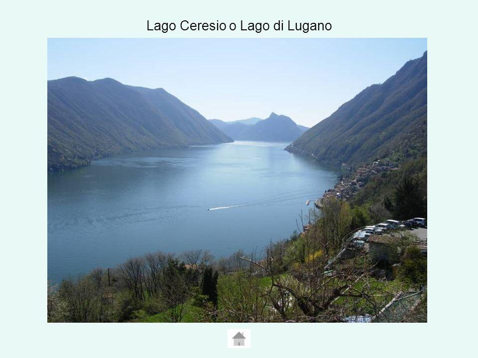 Lago Ceresio o Lago di Lugano