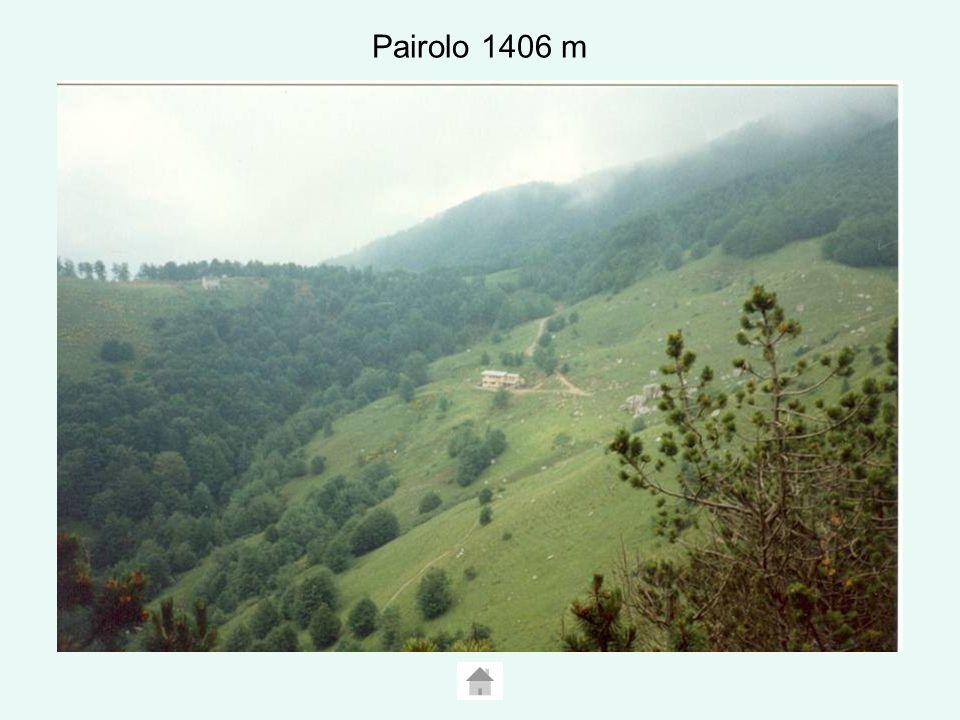 Pairolo 1406 m