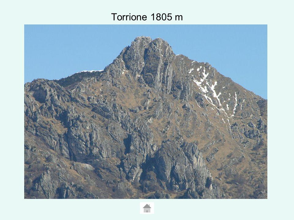 Torrione 1805 m