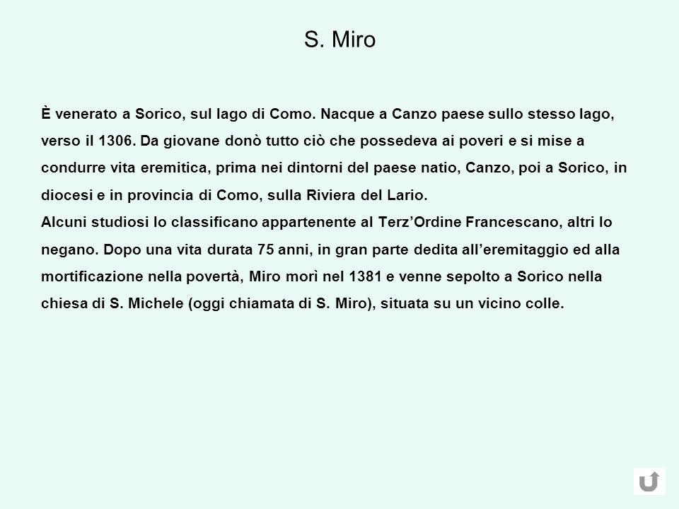 S. Miro