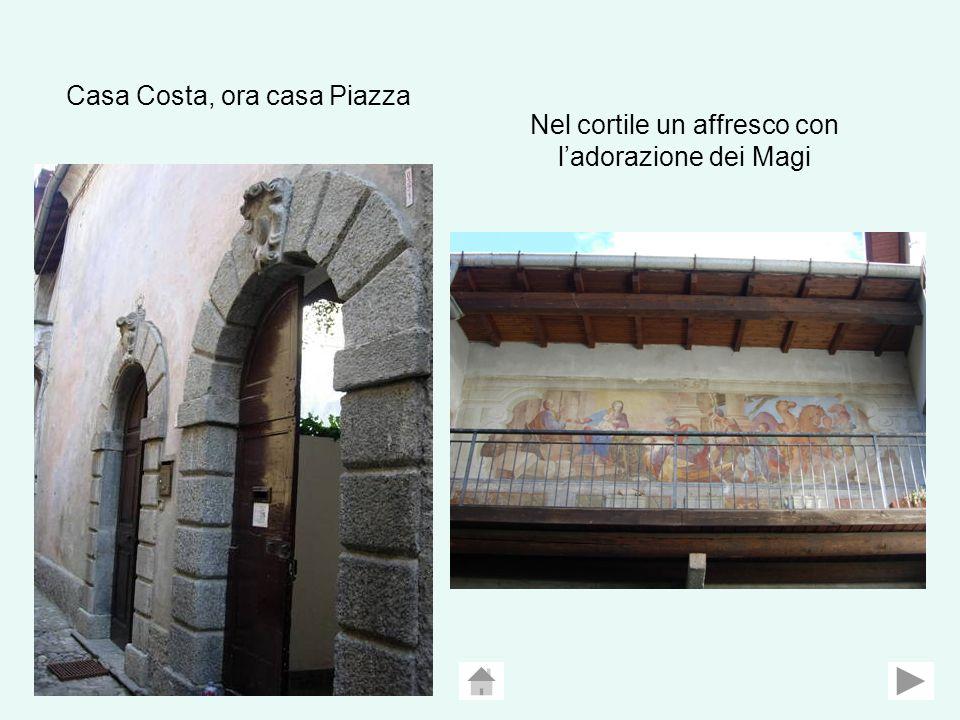 Casa Costa, ora casa Piazza