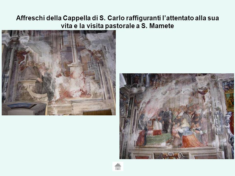 Affreschi della Cappella di S