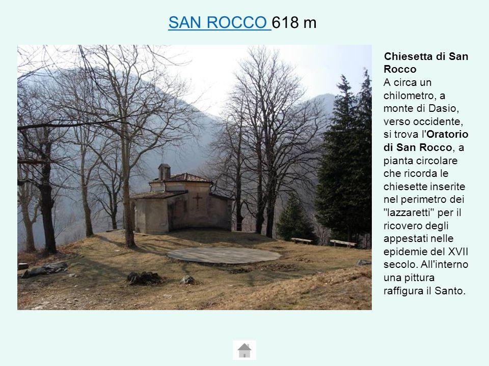 SAN ROCCO 618 m