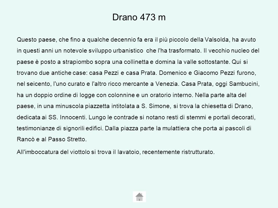 Drano 473 m