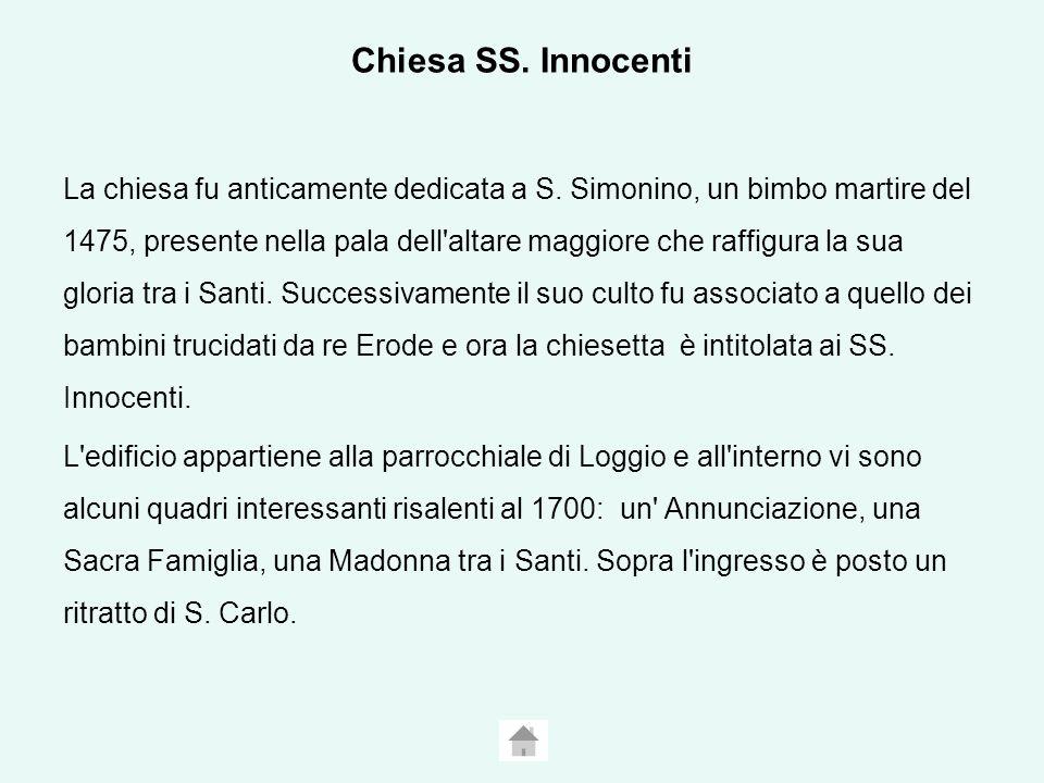 Chiesa SS. Innocenti