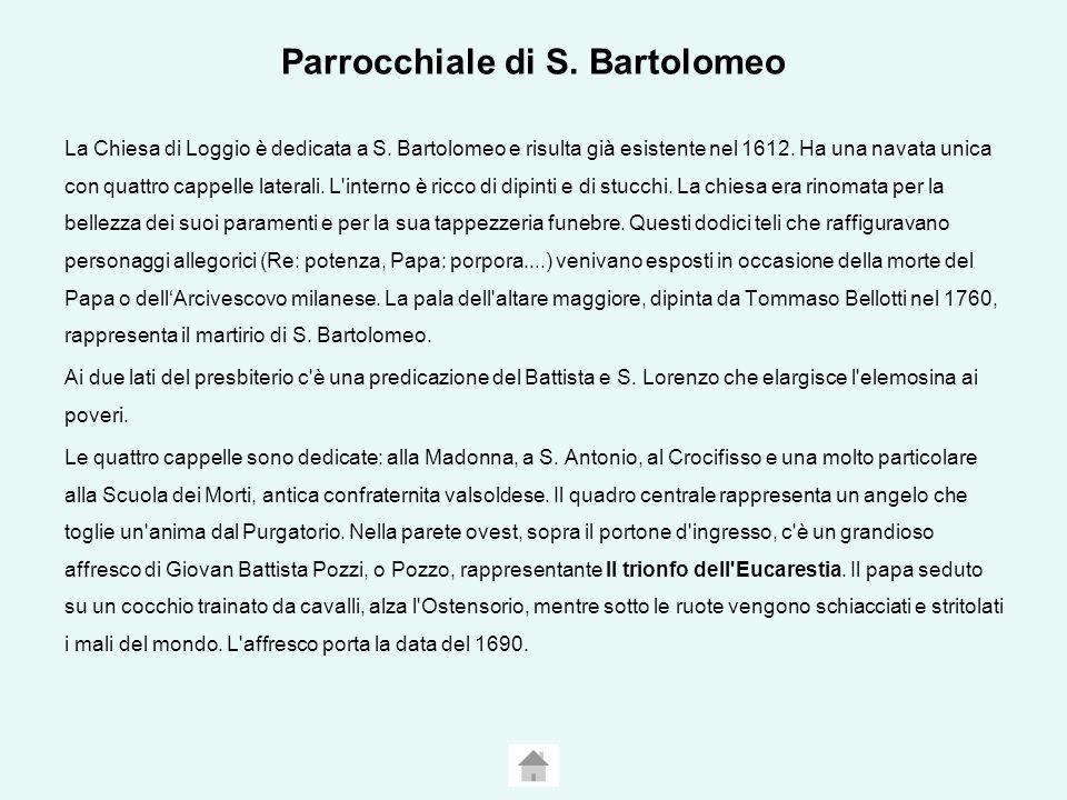 Parrocchiale di S. Bartolomeo