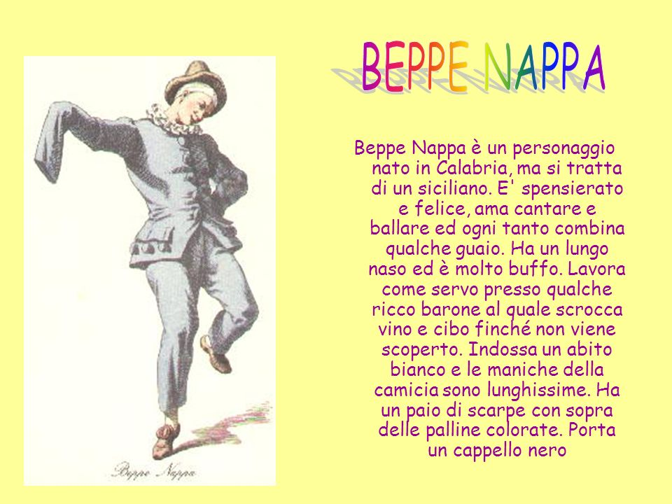 BEPPE NAPPA