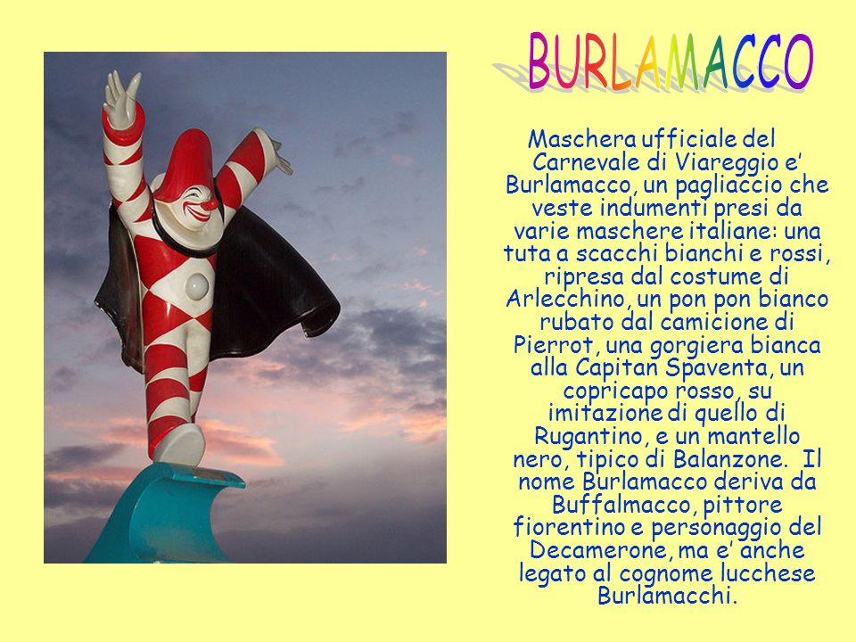 BURLAMACCO