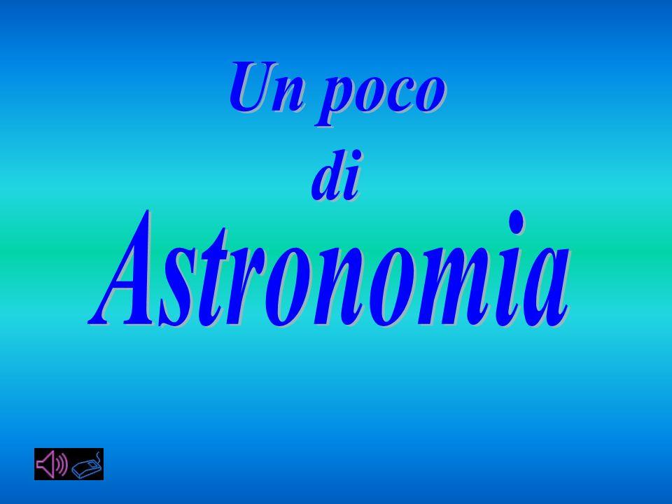 Un poco di Astronomia