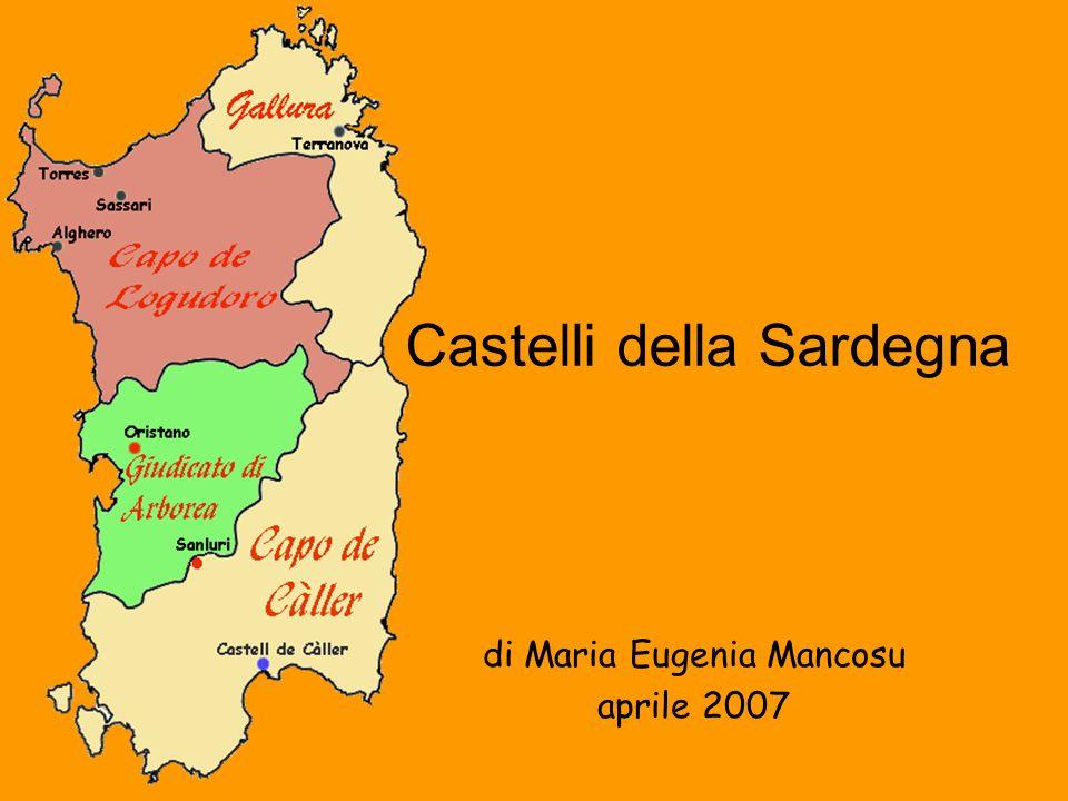 Castelli della Sardegna