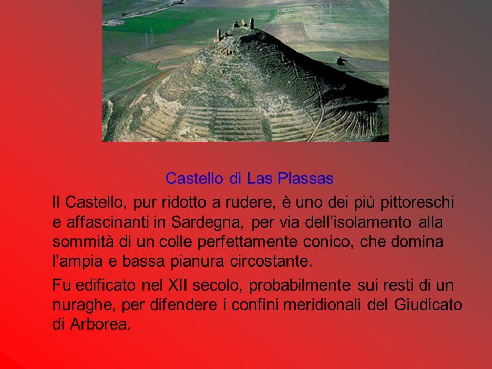 Castello di Las Plassas