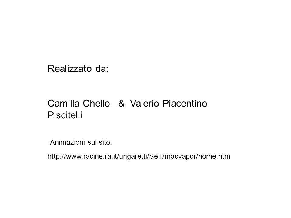 Camilla Chello & Valerio Piacentino Piscitelli