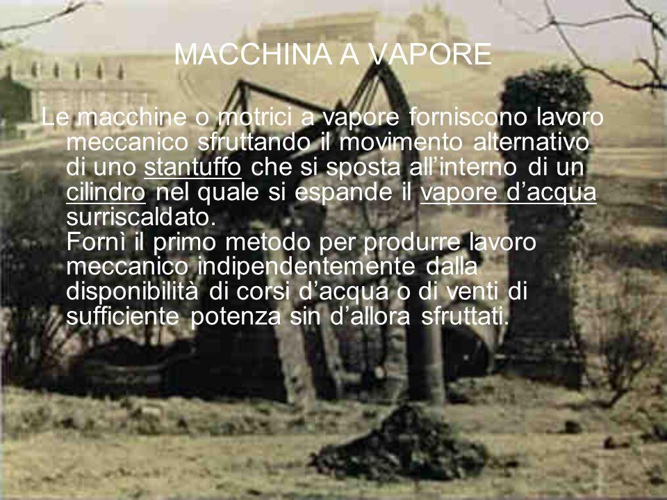 MACCHINA A VAPORE