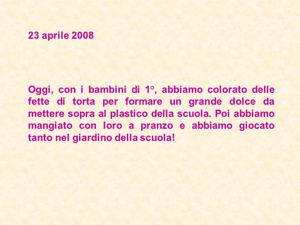 23 aprile 2008
