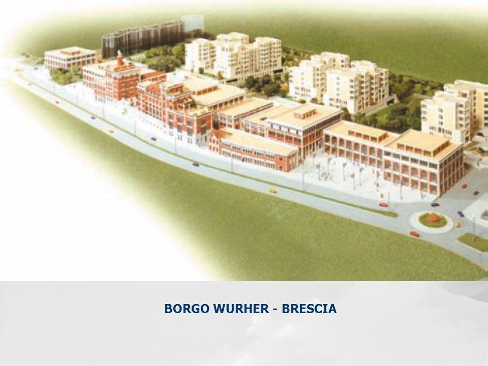 BORGO WURHER - BRESCIA