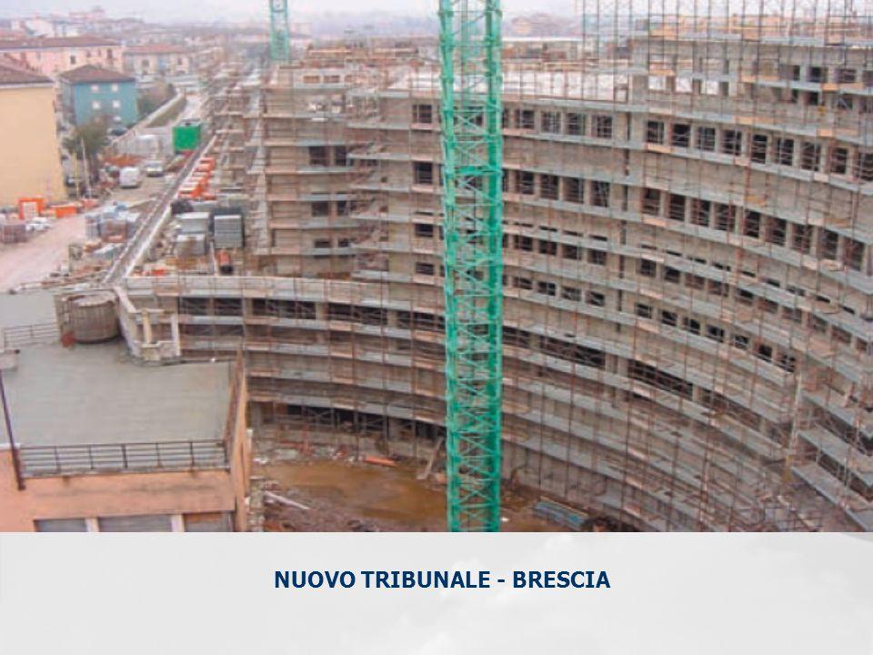 NUOVO TRIBUNALE - BRESCIA