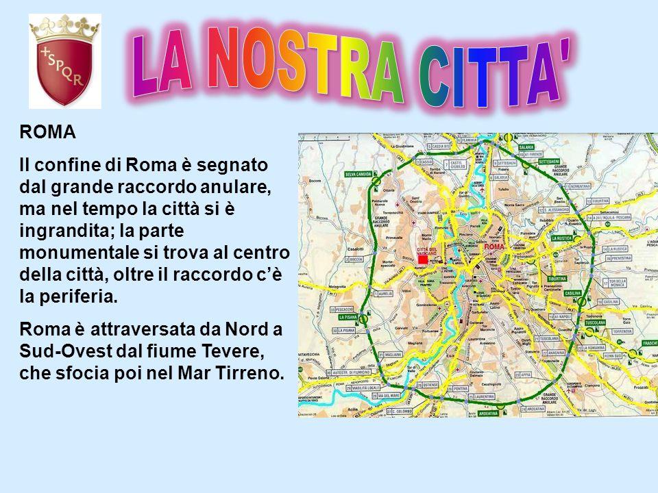 LA NOSTRA CITTA ROMA.