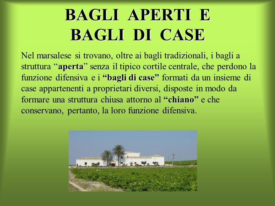 BAGLI APERTI E BAGLI DI CASE