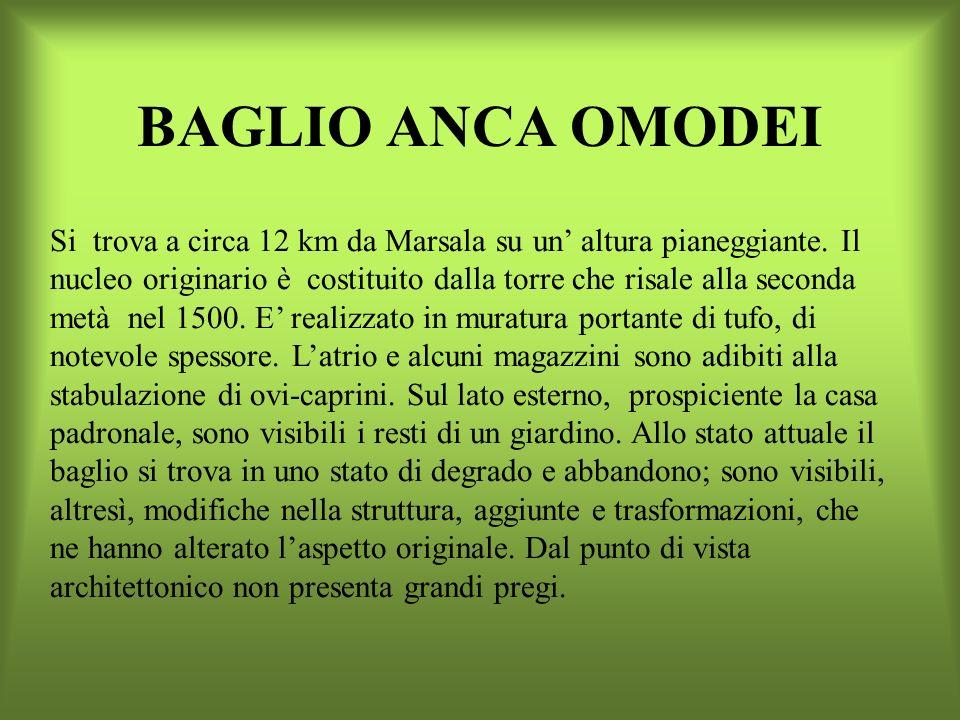 BAGLIO ANCA OMODEI