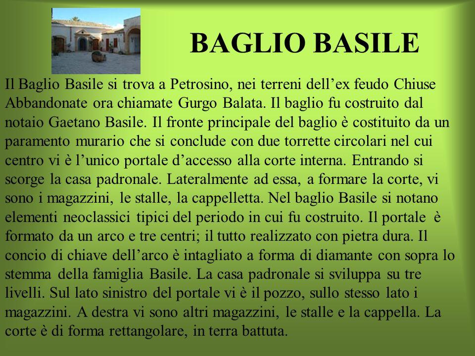 BAGLIO BASILE