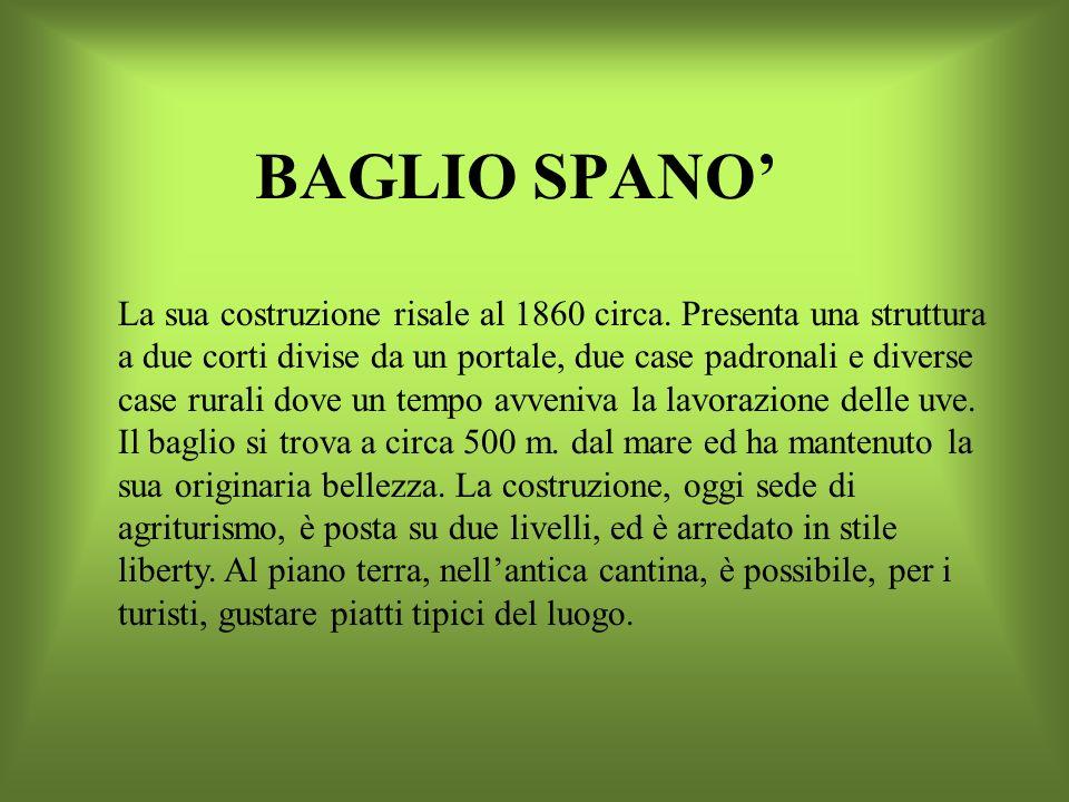 BAGLIO SPANO'