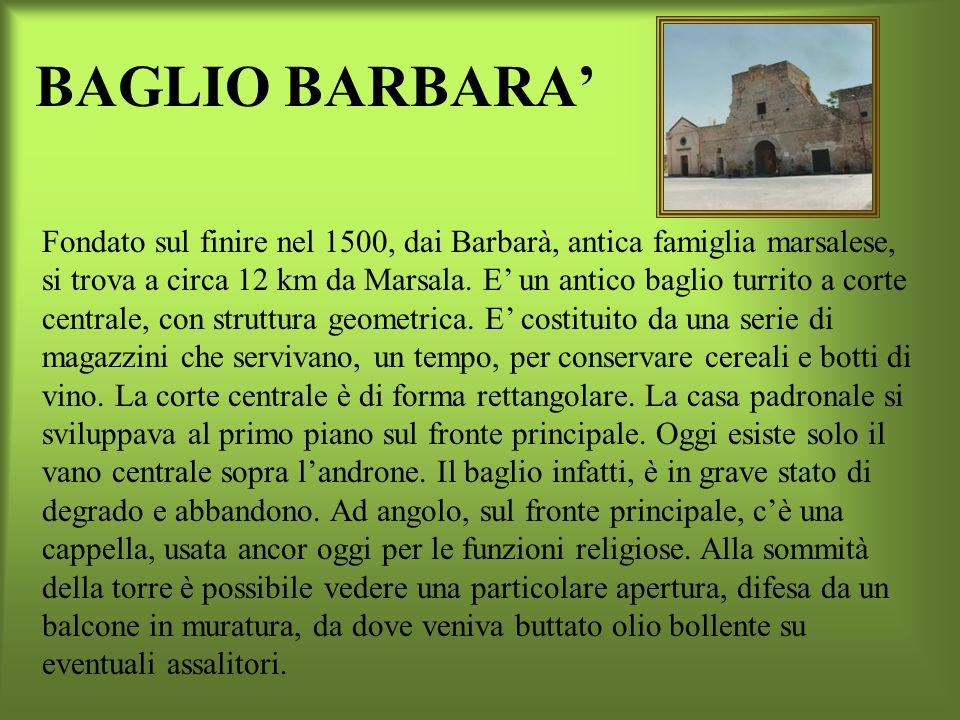 BAGLIO BARBARA'