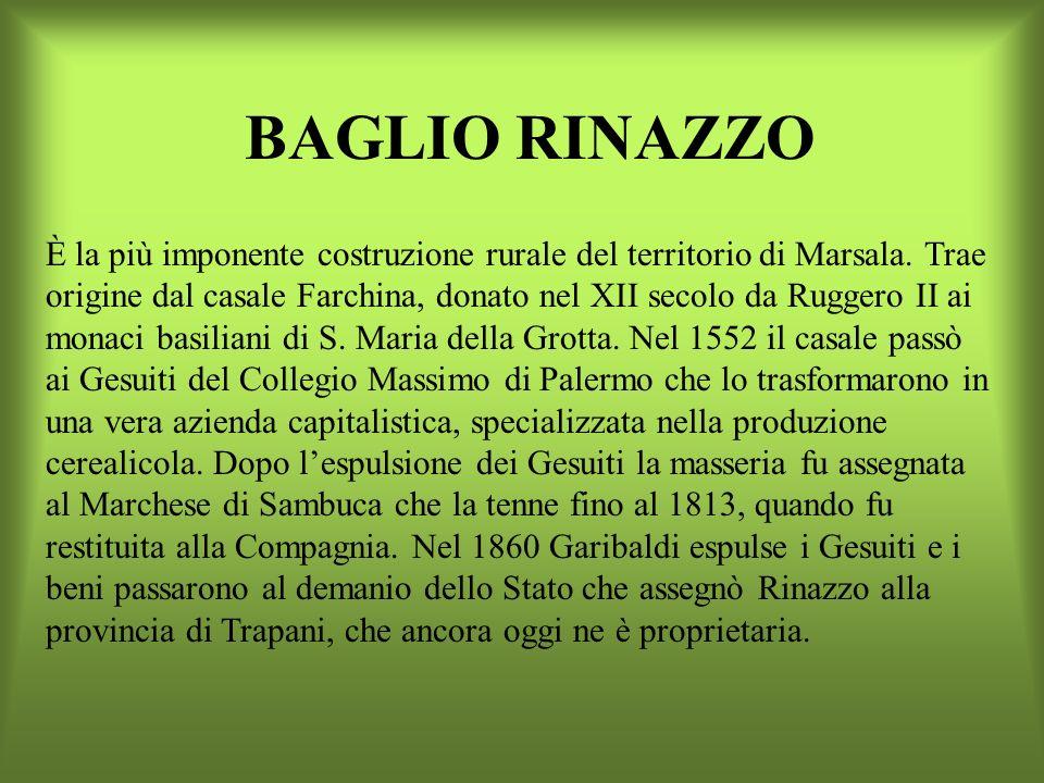 BAGLIO RINAZZO