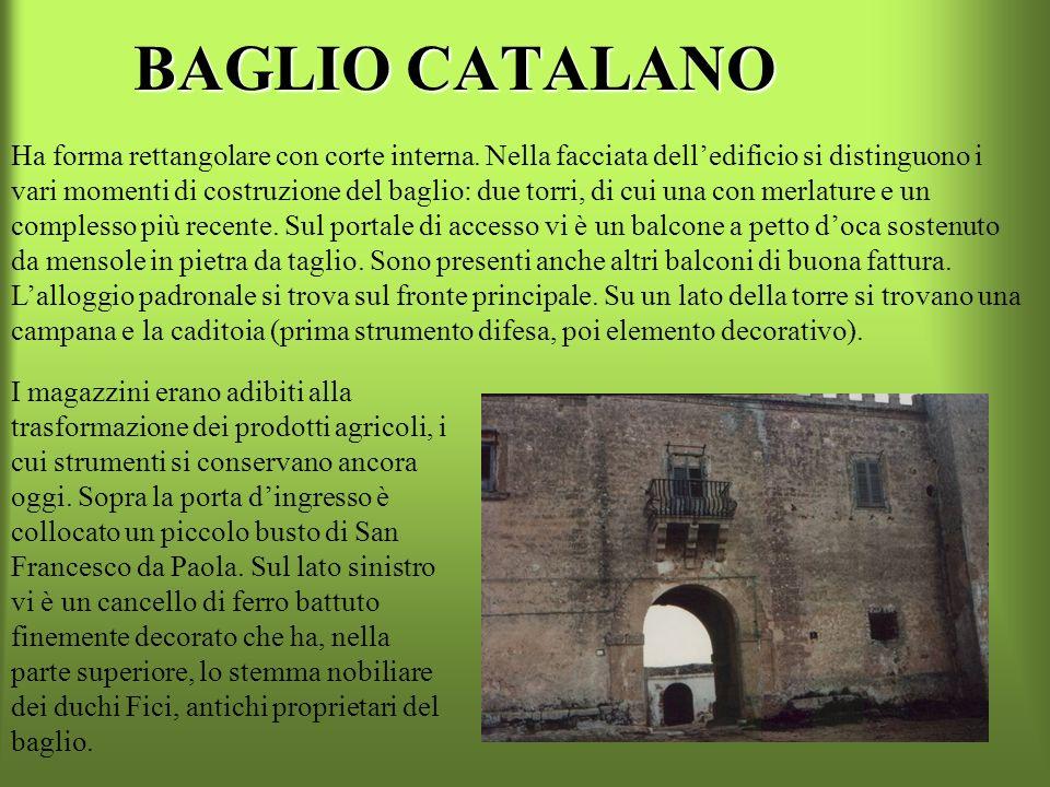 BAGLIO CATALANO
