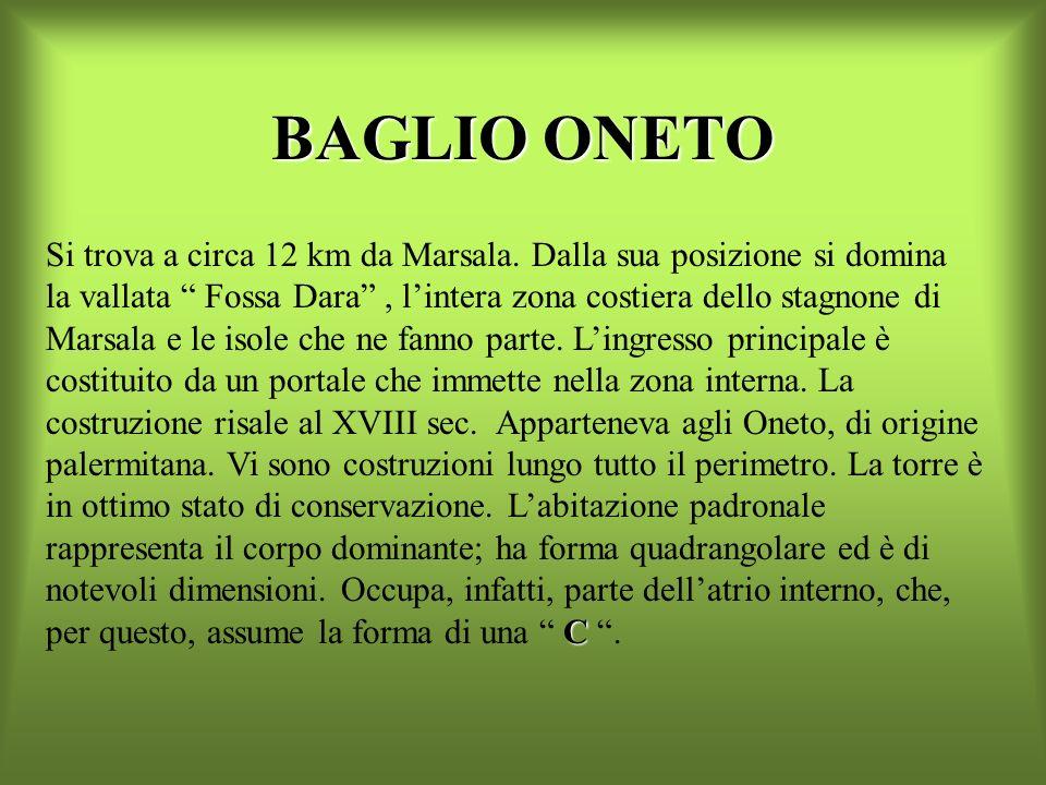 BAGLIO ONETO