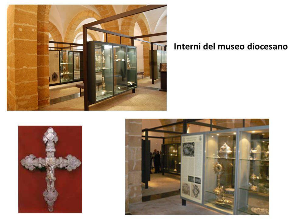 Interni del museo diocesano