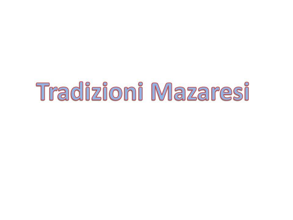 Tradizioni Mazaresi