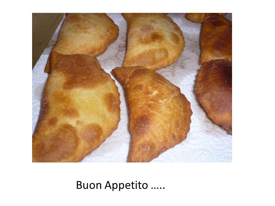 Buon Appetito …..