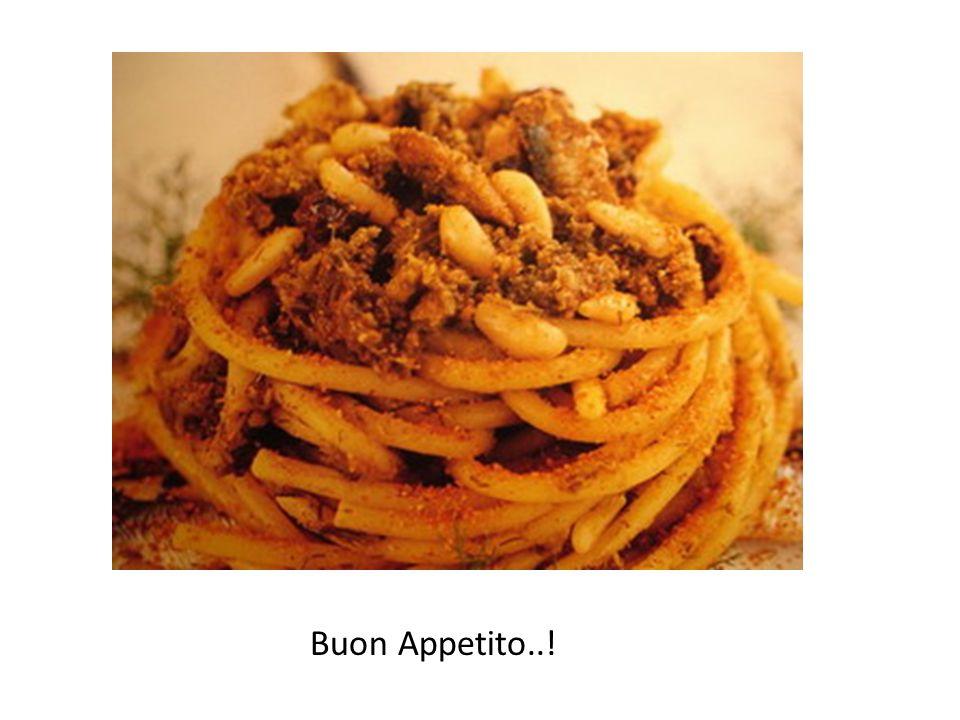 Buon Appetito..!