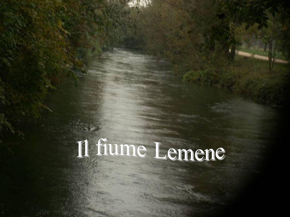 Il fiume Lemene