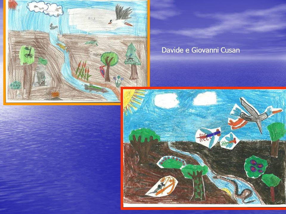 Davide e Giovanni Cusan
