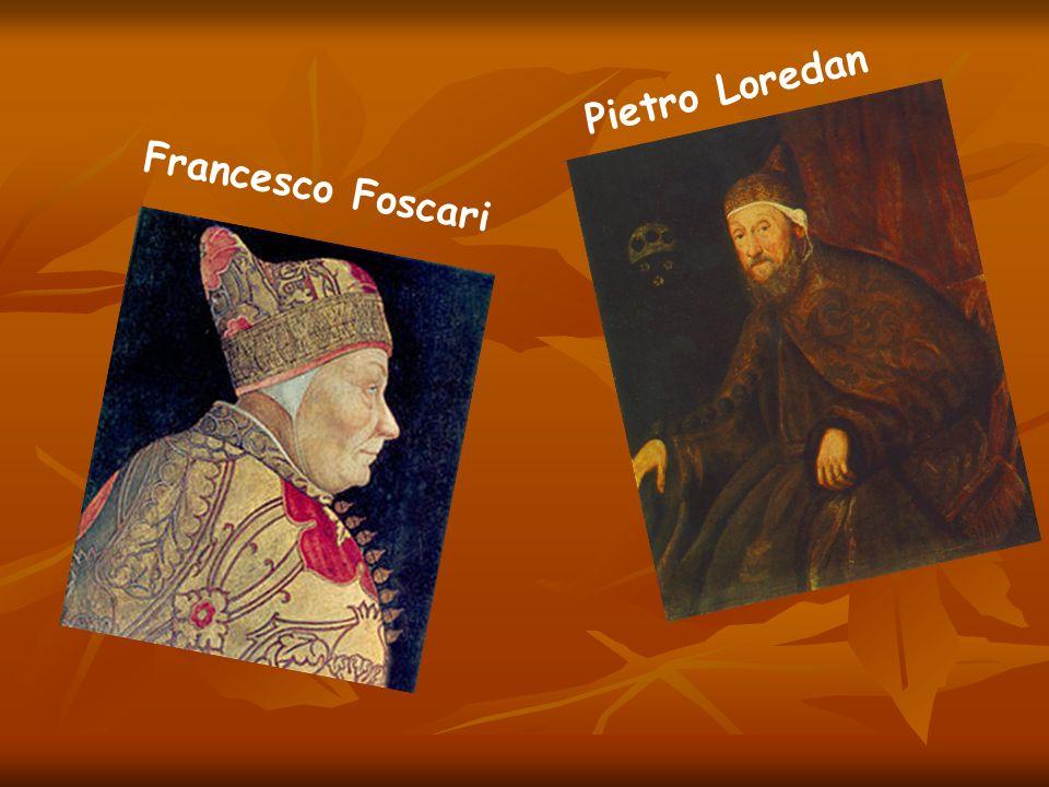 Pietro Loredan Francesco Foscari