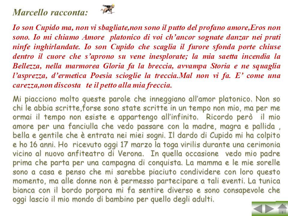 Marcello racconta: