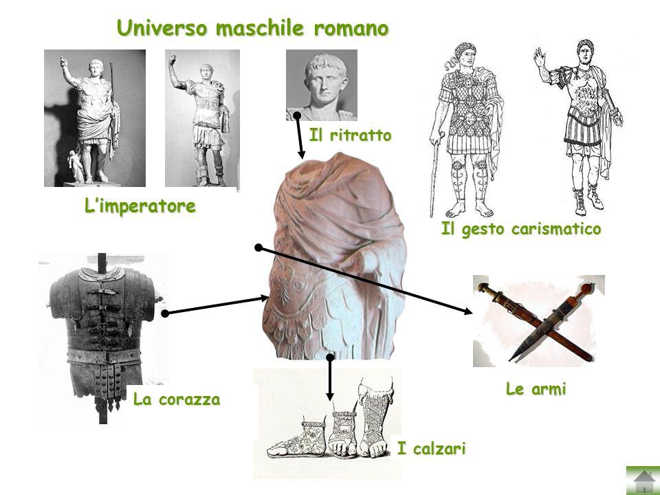 Universo maschile romano