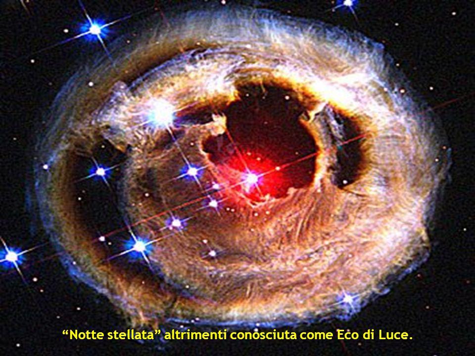 Notte stellata altrimenti conosciuta come Eco di Luce.