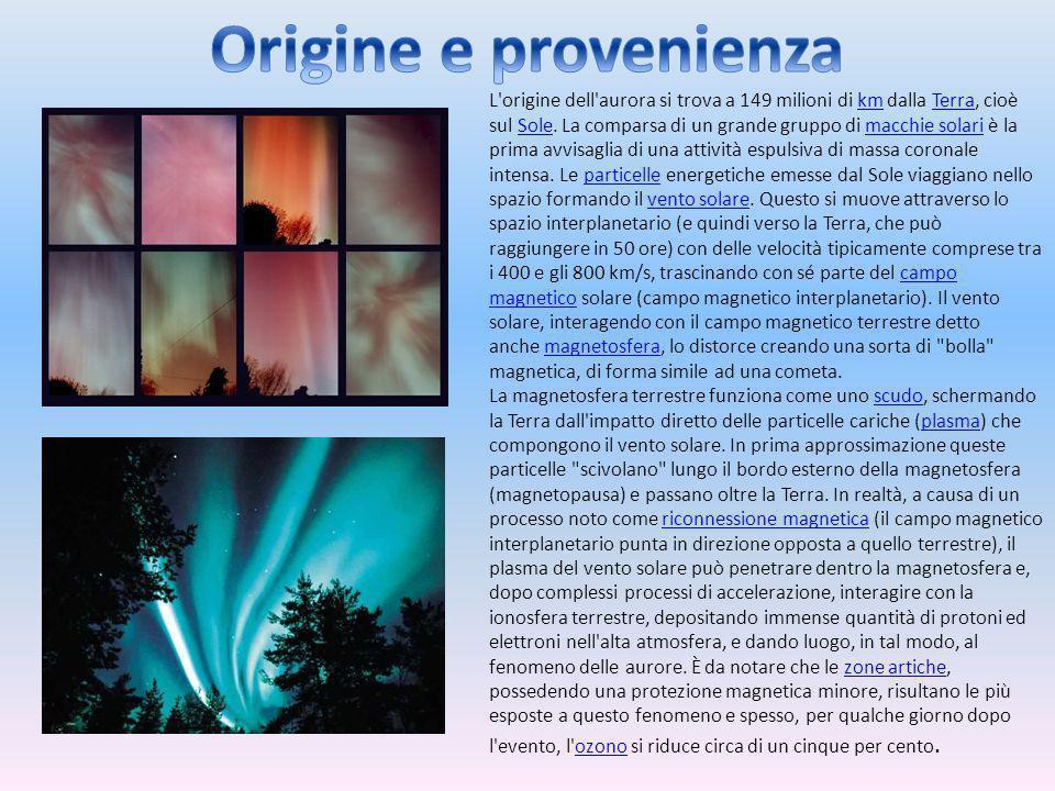 Origine e provenienza