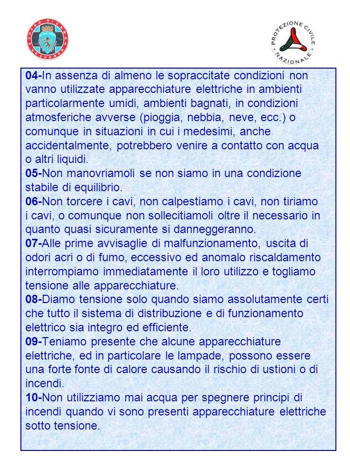 04-In assenza di almeno le sopraccitate condizioni non