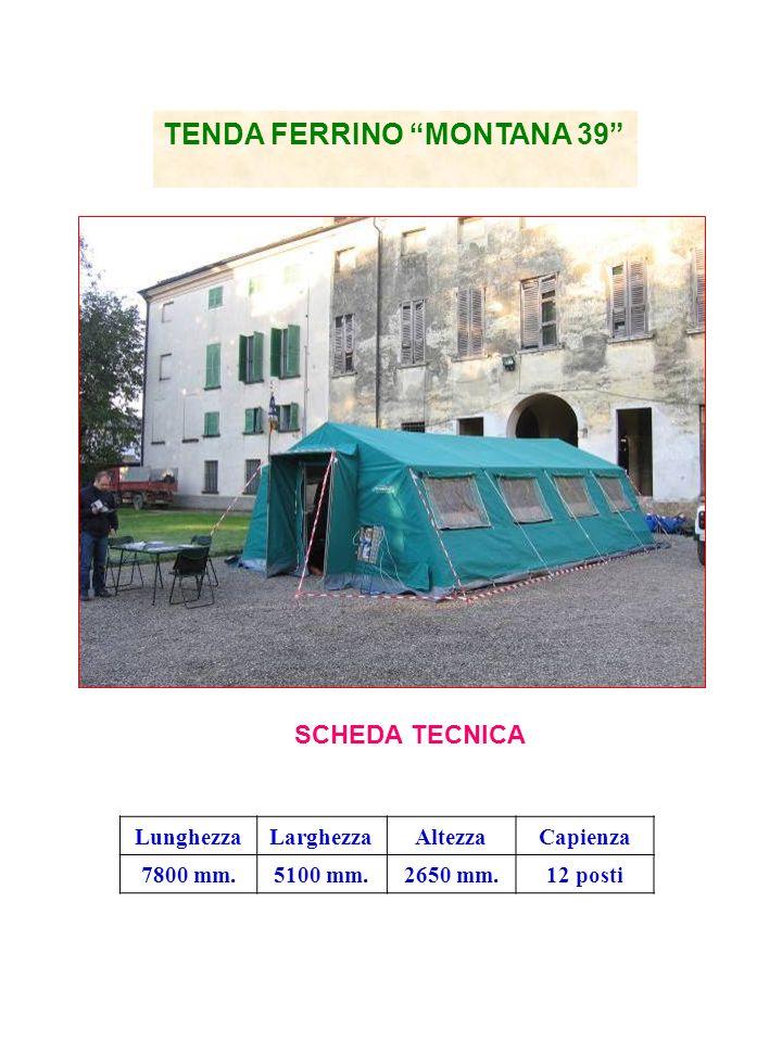 TENDA FERRINO MONTANA 39
