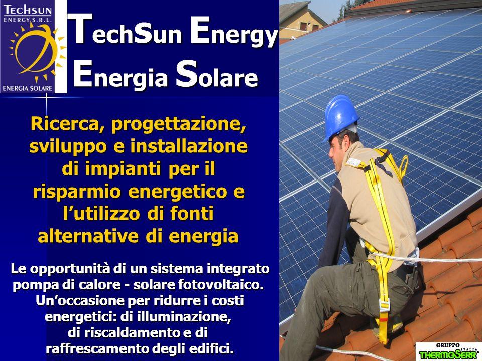 Techsun Energy Energia Solare